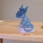 Creepy Dragon