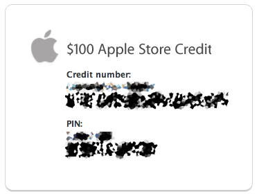Iphone Credit
