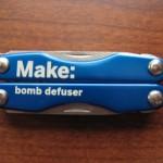 The Make Bomb Defuser