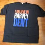 Harvey Dent believes in me