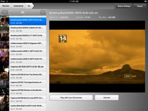 iPad client
