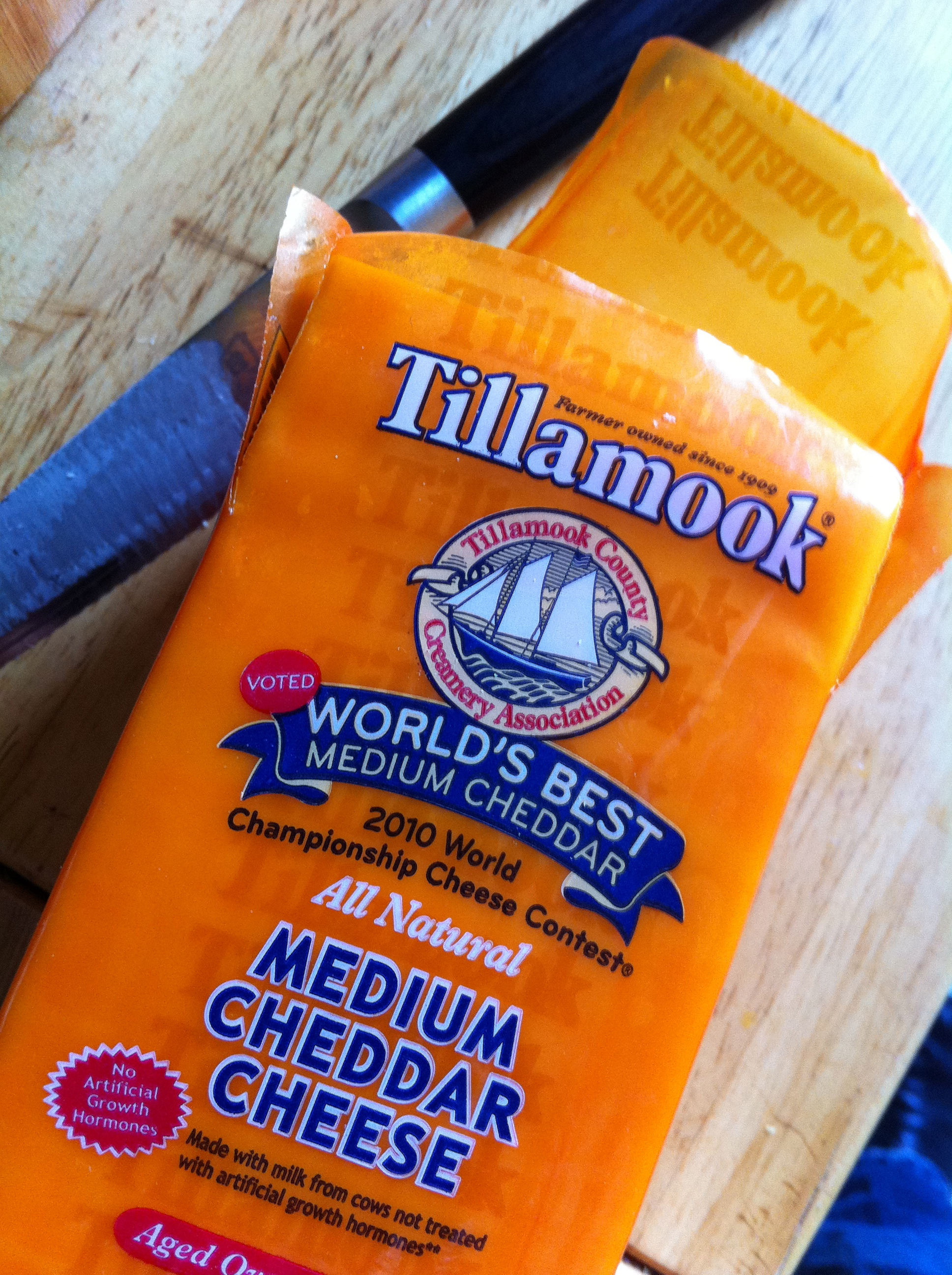 Tillamook: the world's best cheddar