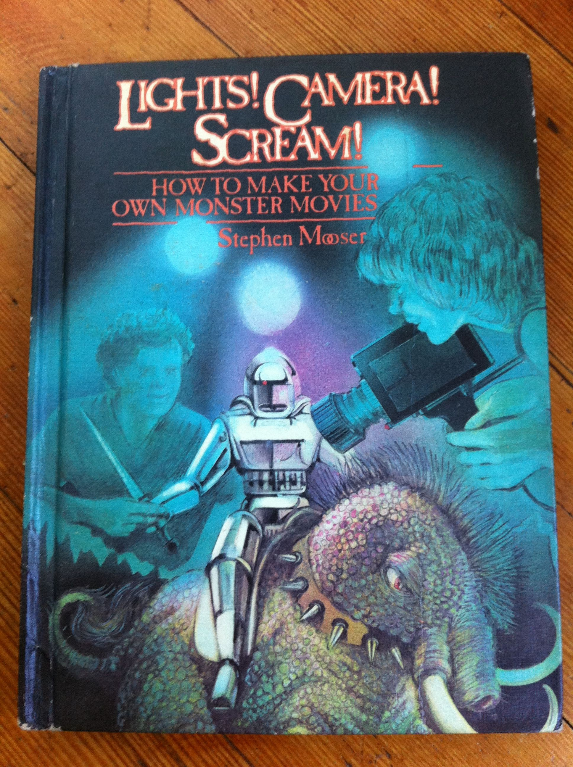 My favorite book, back in 1983