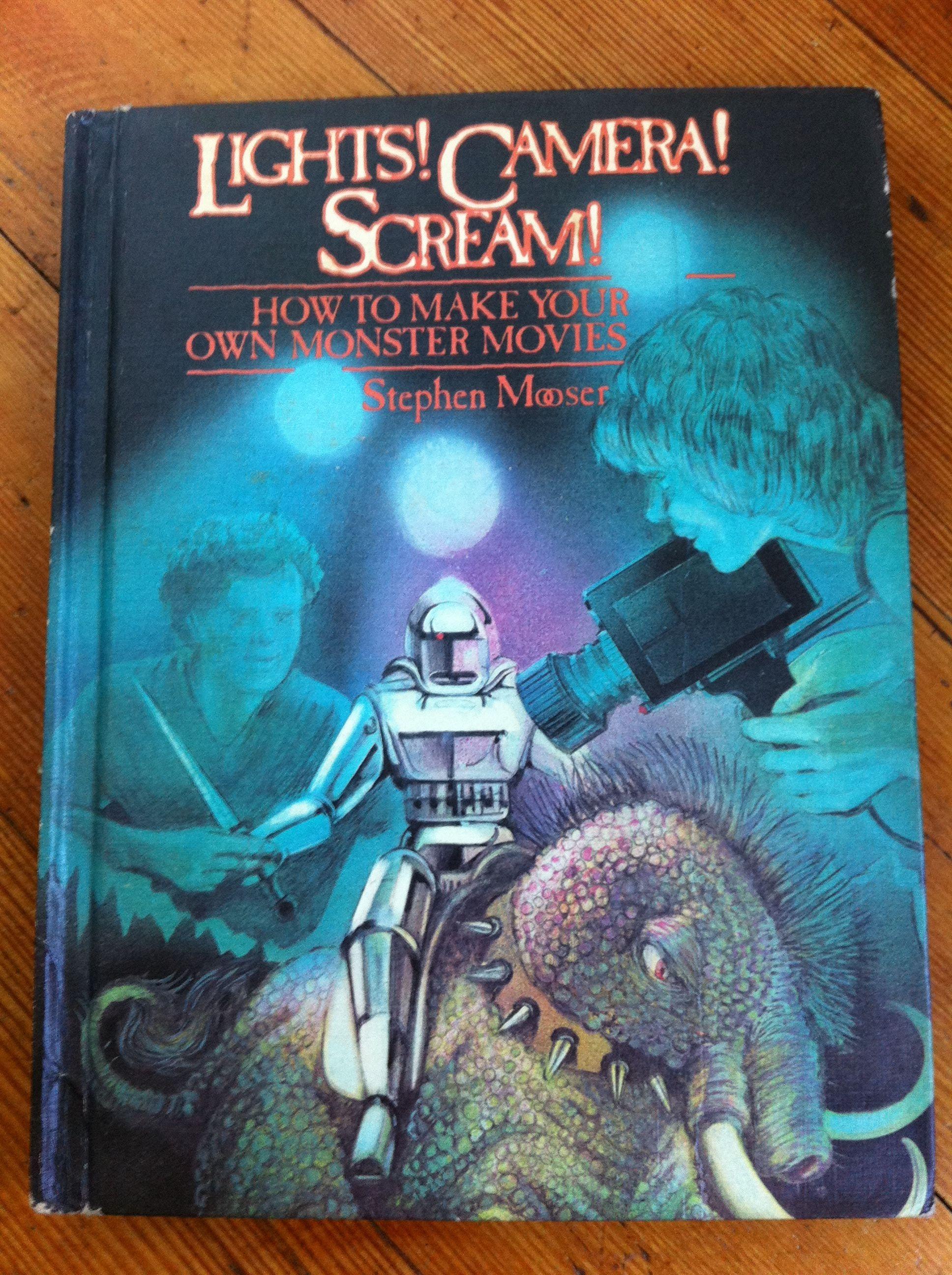 My favorite book, back in 1983