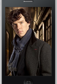 Because the world needs the Sherlock moan ringtone…