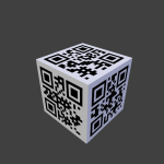 In case you had a deficiency of QR codes in your life