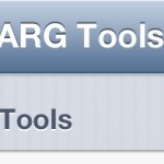 ARG Tools 2.0, now with more dictionary