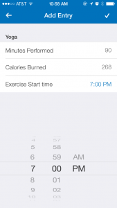 myfitnesspal-exercise