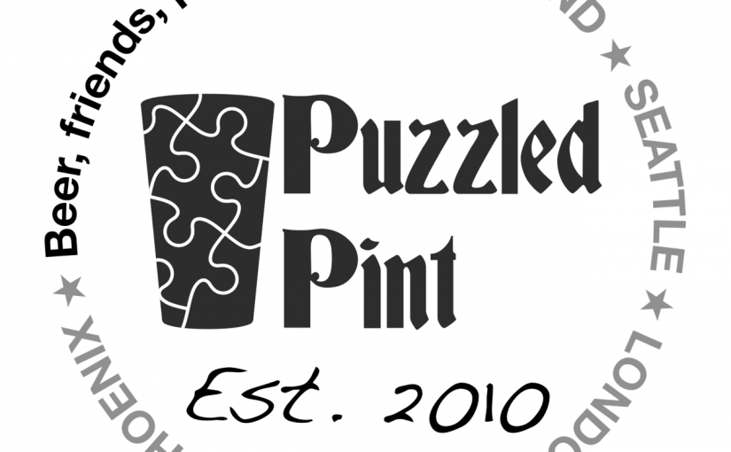 Rendering a Puzzled Pint seal in Processing