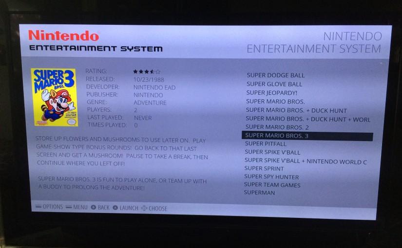 Building a RetroPie console emulator