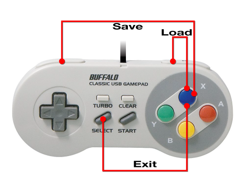 RetroPie Key Remapping