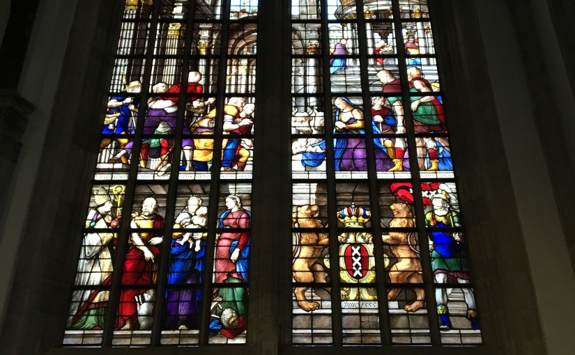 Amsterdam: Oude Kerk