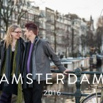 Amsterdam: Selfies, Aided by a Professional