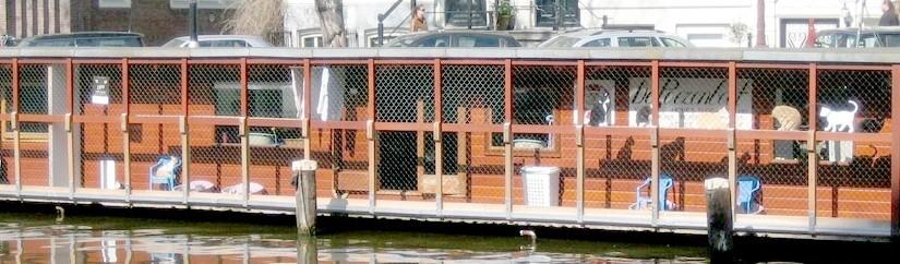 Amsterdam: De Poezenboot
