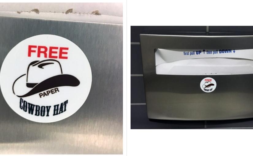 Free Paper Cowboy Hats