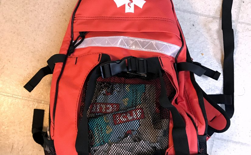 What's in my [Protest] Bag?