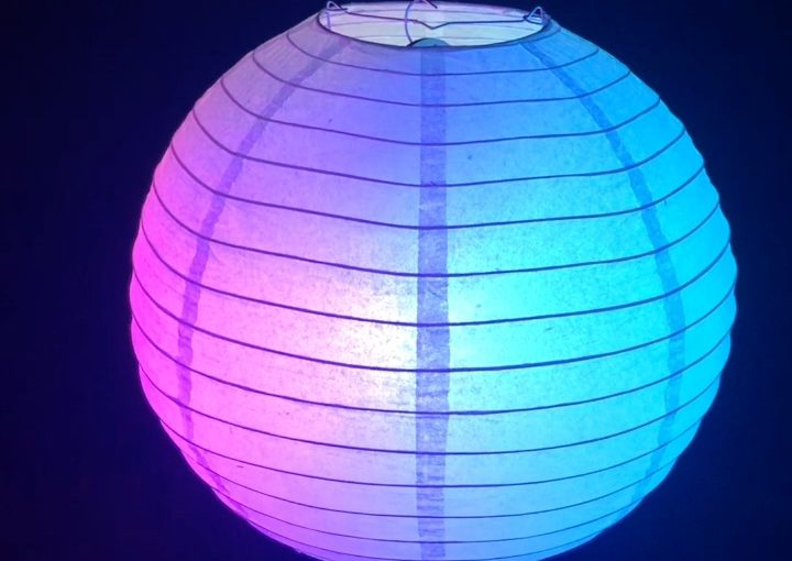 IoT Paper Lantern, Milestone One