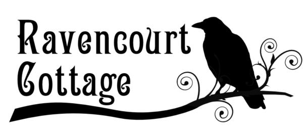 Ravencourt Cottage Logo