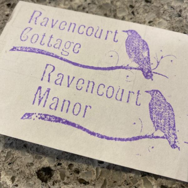 Ravencort Cottage / Ravencourt Manor